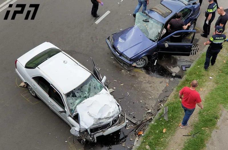 Slider-Tbilisidə yol qəzası baş verib - üç nəfər yaralanıb