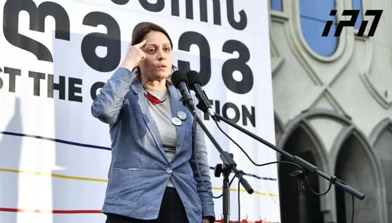 """Slider-Xoştaria: """"Qavrilova, Kadirova və Putinə demək istəyirəm ki, ölkəmiz qarşısında diz çökməli olacaqsınız"""""""