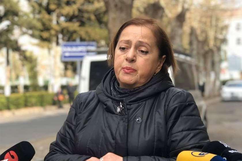 """Slider-Marina Ezuqbaia: """"Gündə infeksiaya yoluxanların sayı 20-ə qədər olsa, bu faciə olmaz"""""""