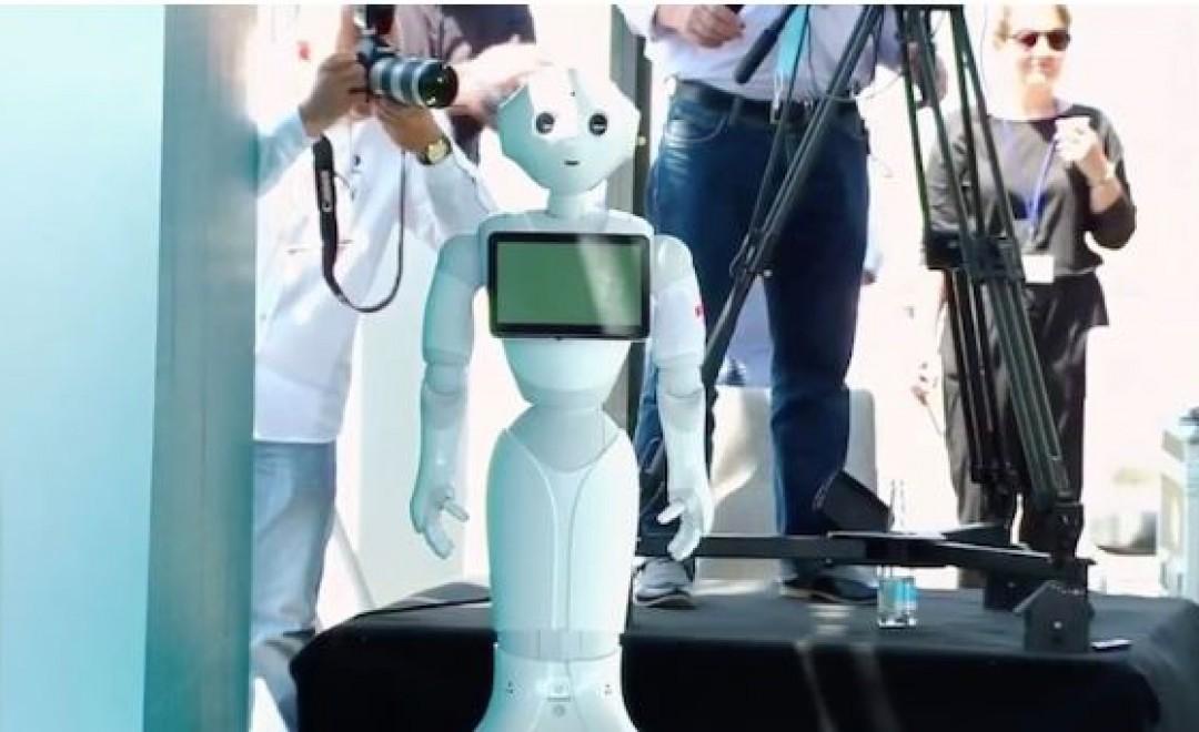 Slider-Gürcüstanda robot həkimlərə assistentlik edəcək