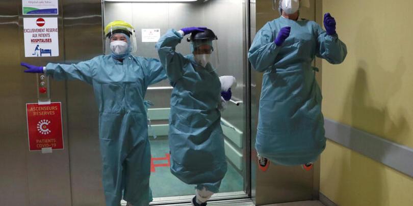 Slider-Gürcüstanda koronavirusdan 26 nəfər sağaldı