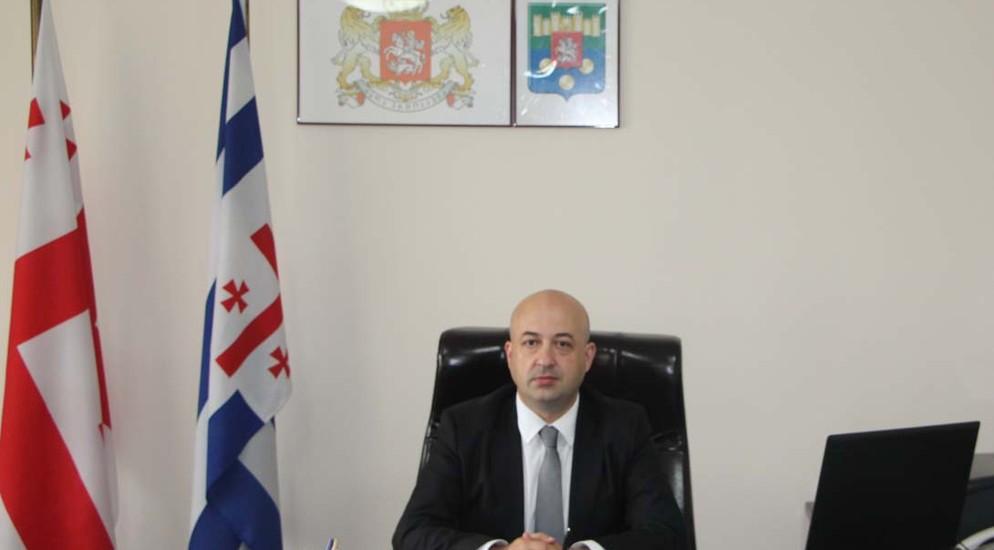 Slider-KİV: Batumi meri istefa verib