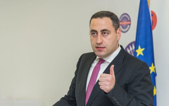 """Slider-Giorgi Vaşadze və Tako Çarkviani """"Strategiya Qurucusu"""" adlı siyasi platforma qurdular"""