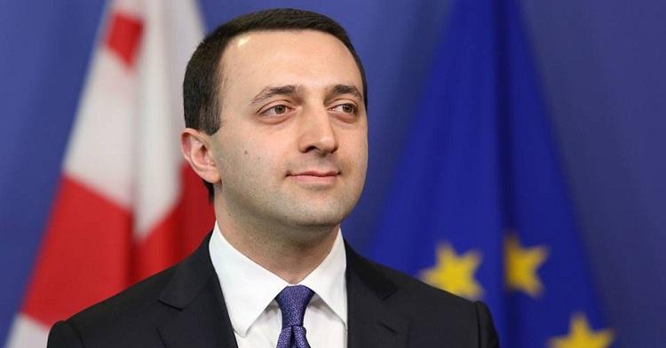 """Slider-Qaribaşvili: """"Biz azad və şəffaf seçki keçirəcəyik, bu bizim Qərb tərəfdaşlarımıza verdiyimiz vəddir"""""""