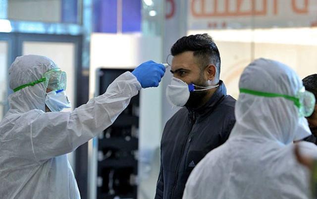 Slider-Gürcüstanda koronavirusa yoluxanların sayı artır